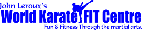 World KarateFIT Centre Logo