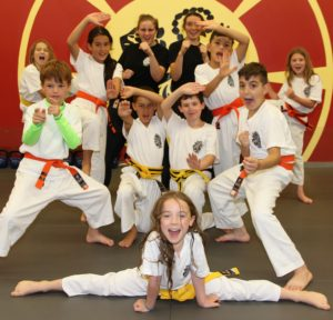 Martial Arts Camp